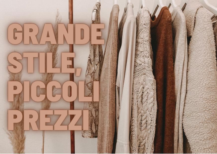 Nina Style Grande Stile Piccoli Prezzi